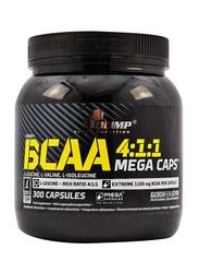 Olimp Profi BCAA 4:1:1 Mega Caps, 300 Capsules, Regular