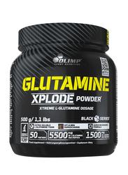 Olimp Glutamine Xplode Powder, 500g, Lemon