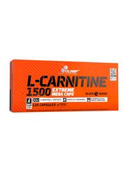 Olimp L-Carnitine 1500 Extreme Mega Caps, 120 Capsules, Regular