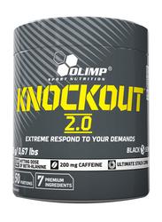 Olimp Knockout 2.0 Protein Powder, 305g, Cola Blast