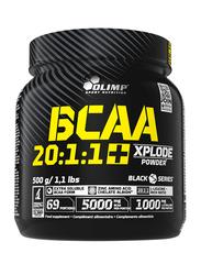 Olimp BCAA 20:1:1 Xplode Powder, 500g, Xplosive cola