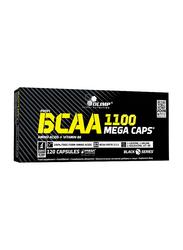 Olimp BCAA 1100 Mega Caps, 120 Capsules, Regular