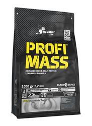 Olimp Profi Mass Powder, 1000g, Chocolate