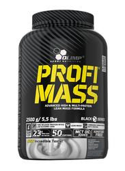 Olimp Profi Mass Powder, 2500g, Vanilla
