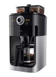 Philips Coffee Maker, 1000W, HD7762, Black