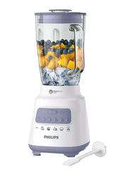 Philips Blender, 700W, HR2222, White