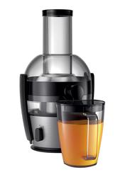 Philips Viva Collection Juicer, 800W, 2 Liters, HR1863, Black