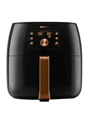 Philips Air Fryer, 2200W, HD9860, Black