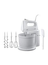 Braun Hand Mixer, 400W, HM1070, White
