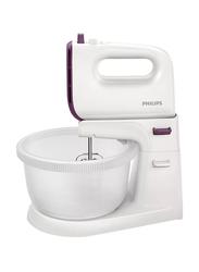 Philips Bowl Mixer, 400W, HR3745, White