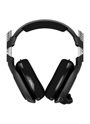 Astro A40 TR Wired Over-Ear Gaming Headset with Microphone & Mix Amp Pro, Black