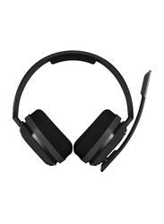 Astro A10 Gen 1 Wired Over-Ear Gaming Headset with Microphone for PC, Black/Red
