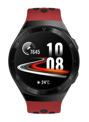 Huawei Watch GT 2e Sport Edition 46mm Smartwatch, Sp02 Supported, Lava Red