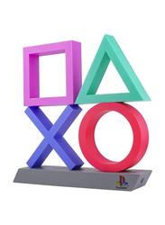 Paladone PlayStation Icons XL Light, Multicolour