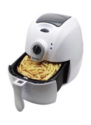 Dessini 2.6L Plastic Digital Air Fryer Capacity, DAF600, White