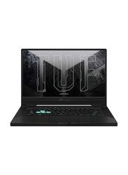 "Asus TUF Dash F15 Gaming Laptop, 15.6"" Full HD 240Hz Display, Intel Core i7-11370H 11th Gen 3.3GHz, 1TB SSD, 16GB RAM, 8GB NVIDIA GeForce RTX 3070 Graphics, EN KB, Win 10, Eclipse Grey"