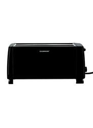 Olsenmark 4 Slices Bread Toaster, OMBT2399, Black