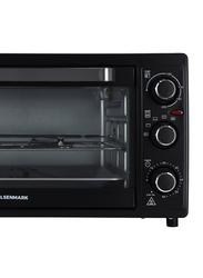 Olsenmark Electric Kitchen Oven, 2000W, OMO2435, Black