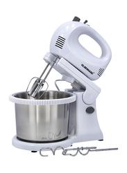 Olsenmark Stand Mixer, 300W, OMHM2334, White/Silver