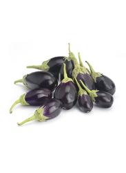 Desert Fresh Organic Eggplant Baby UAE, 500g