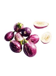 Desert Fresh Organic Eggplant Pink Strip UAE, 500g