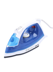 Nikai Steam Iron, 2000W with Spray, NSI602CS, Blue/Grey