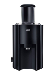 Braun Multiquick 3 Juicer, 800W, J300, Black
