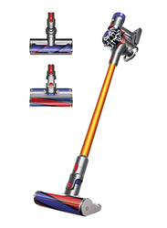 Dyson 1000-Watt Cordless Stick Vacuum Cleaners, V8 Absolute, Gold/Grey