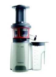 Kenwood Pure Juice Slow Press Juicer, 150W, JMP600SI, Silver