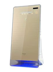 Panasonic Hepa Composite Filter Air Purifier, F-VK655MNA, Beige