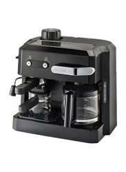 Delonghi Combination Coffee Machine,BCO320 Black