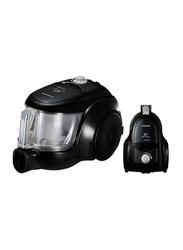 Samsung 1800-Watt Canister Vacuum Cleaner, SC4570, Black