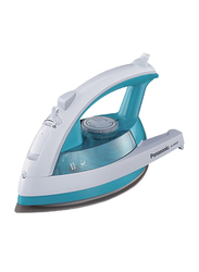 Panasonic Steam Iron, 2200W, NI-JW650T, White/Blue