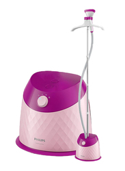Philips Garment Steamer, 1600W, GC514, Pink