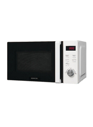 Kenwood 20L Microwave Oven, 800W, with Grill, MWL110, White