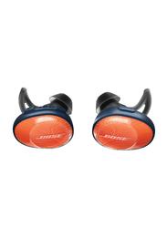 Bose SoundSport Free Wireless In-Ear Headphones, Bright Orange