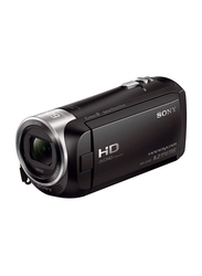 Sony HDRC-X405-KIT1RCL Handycam Camorder, 9.2MP, HD, Black/Silver