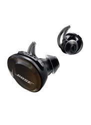 Bose SoundSport Free Wireless In-Ear Headphones, Black