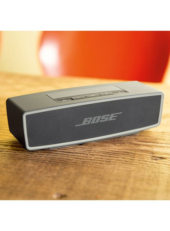 Bose SoundLink Mini II Wireless Bluetooth Speaker, Carbon Black