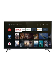 TCL 40 Inch Full HD QLED Smart TV, LED40S6500, Black