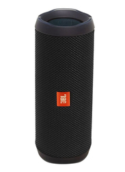 JBL Flip 4 Waterproof Portable Wireless Bluetooth Speaker, Black