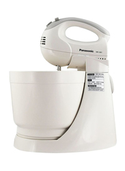 Panasonic Blender & Mixer, 200W, MKGB1, White