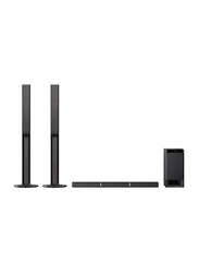 Sony Tall Boy 5.1 Channel 600W Home Theater System with Bluetooth, HT-RT40, Black