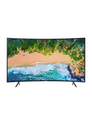 Samsung 65 Inch 4K UHD LED Smart TV, UA65RU7300, Black
