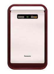 Panasonic Air Purifier, PBJ30M, White/Maroon