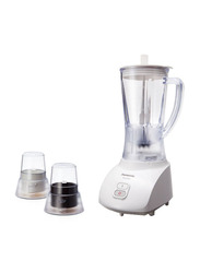 Panasonic 2-In-1 Blender, 400W, MXGX1021, White