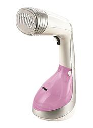 Nikai 0.3L Handheld Garment Steamer, 1000W, NGS88H, Pink