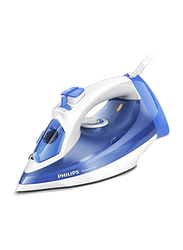 Philips Steam Iron, 2300W, GC2990/20, Blue/White