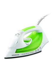 Kenwood Steam Iron, 2400W, ISP200GR, White/Green