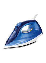 Philips Plus Iron, 2100W, GC2145/26, Blue/White